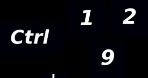keys_ctrl_number