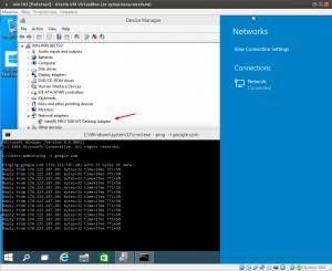 Windows 10 на виртуальной машине