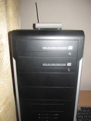 Компьютер без CD-ROM