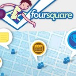 о сети foursquare