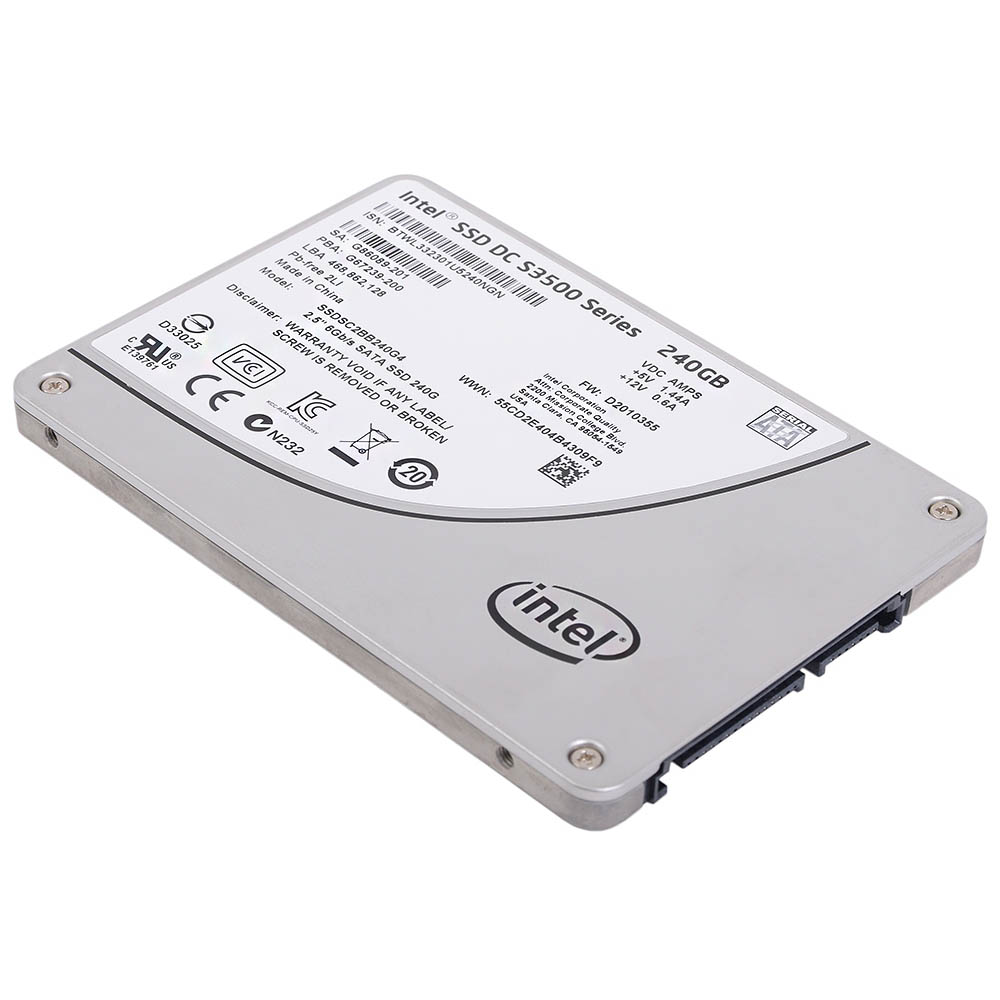 Intel S3500