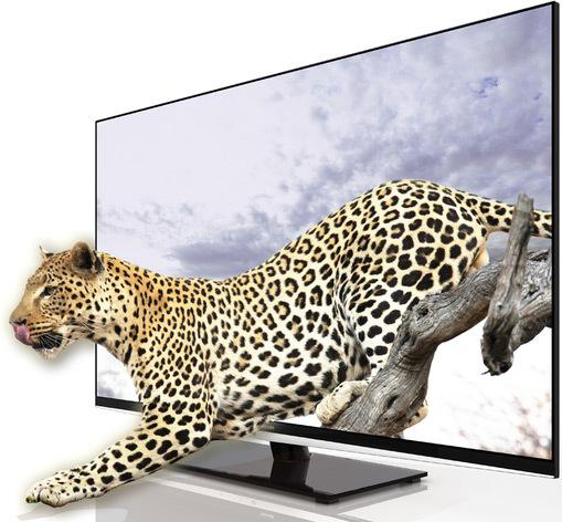 Недорогой телевизор прошлых лет Toshiba 42VL963