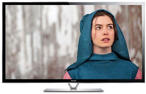 3D Full-HD плазменный телевизор Panasonic TC-P65ZT60