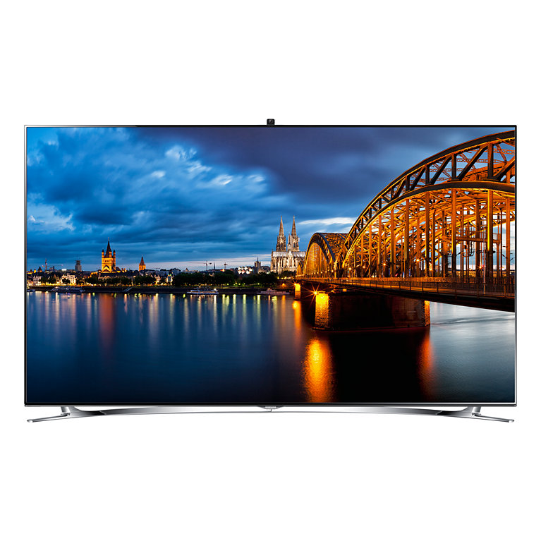 "Samsung Full HD Smart TV 3D 55"" F8000 Series 8"
