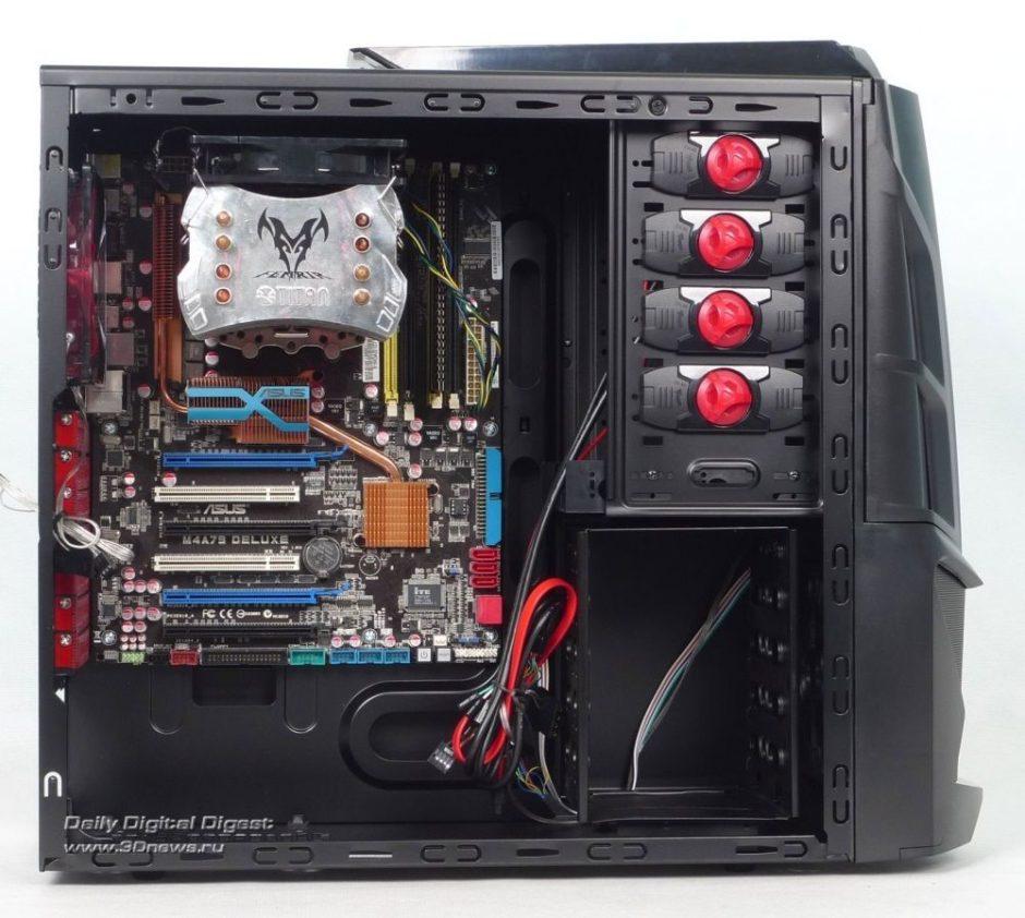 Какой корпус для компьютера лучше выбрать